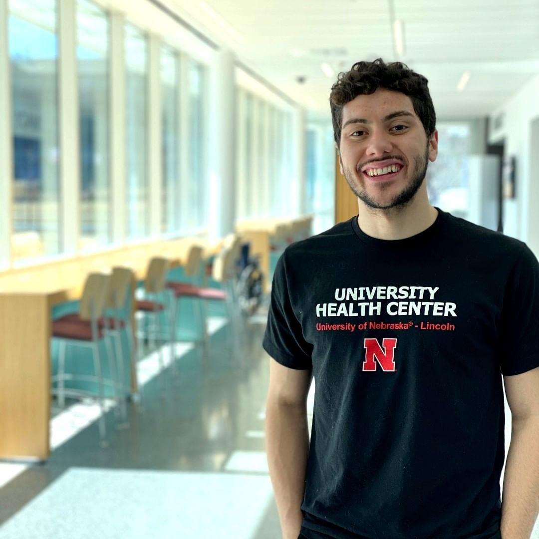 Portrait of a UNL Student