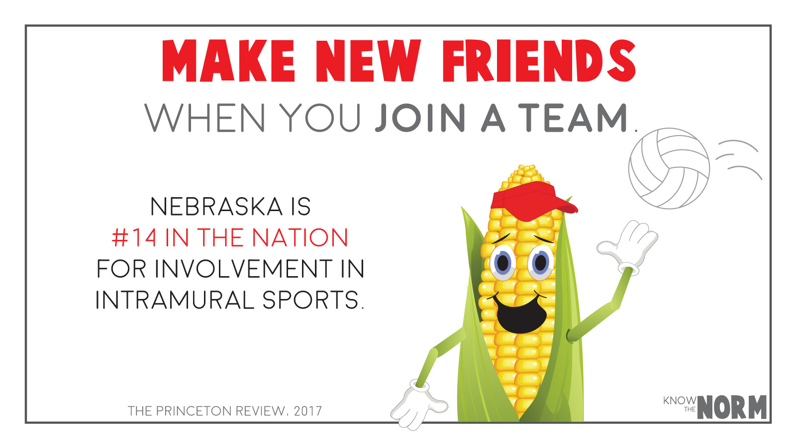 Make new friends when you join a team