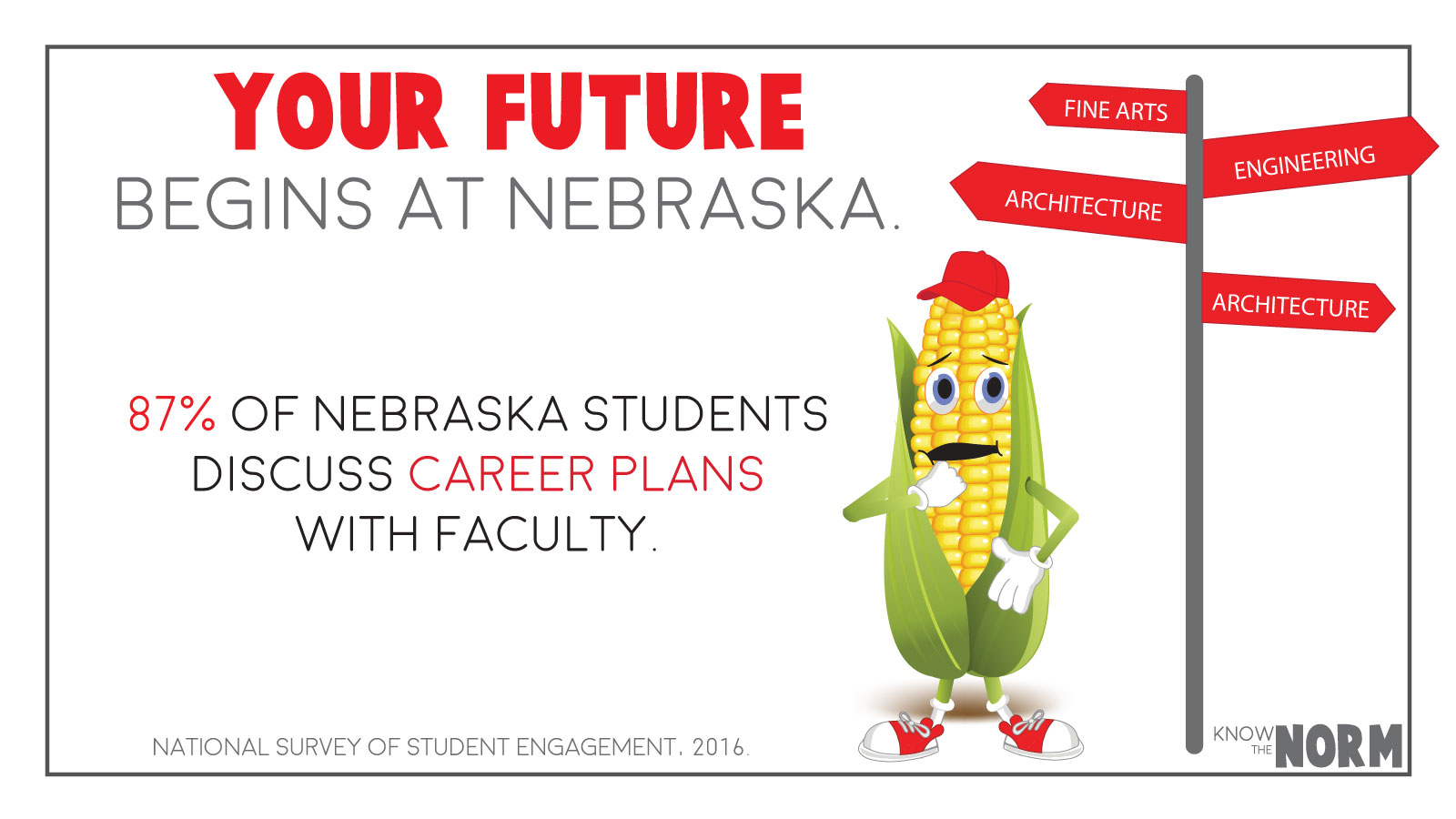 Your future begins at Nebraska