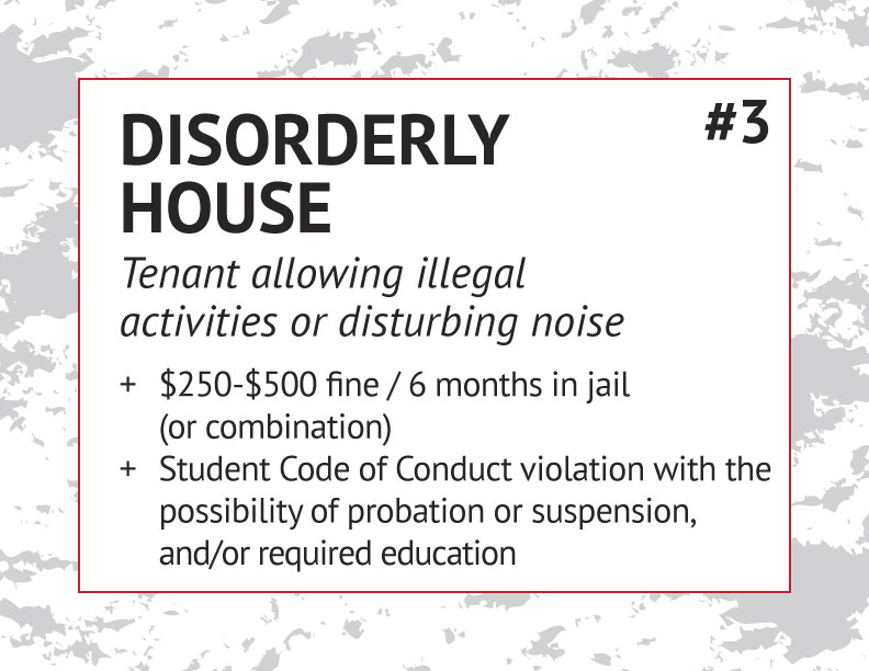 Disorderly House