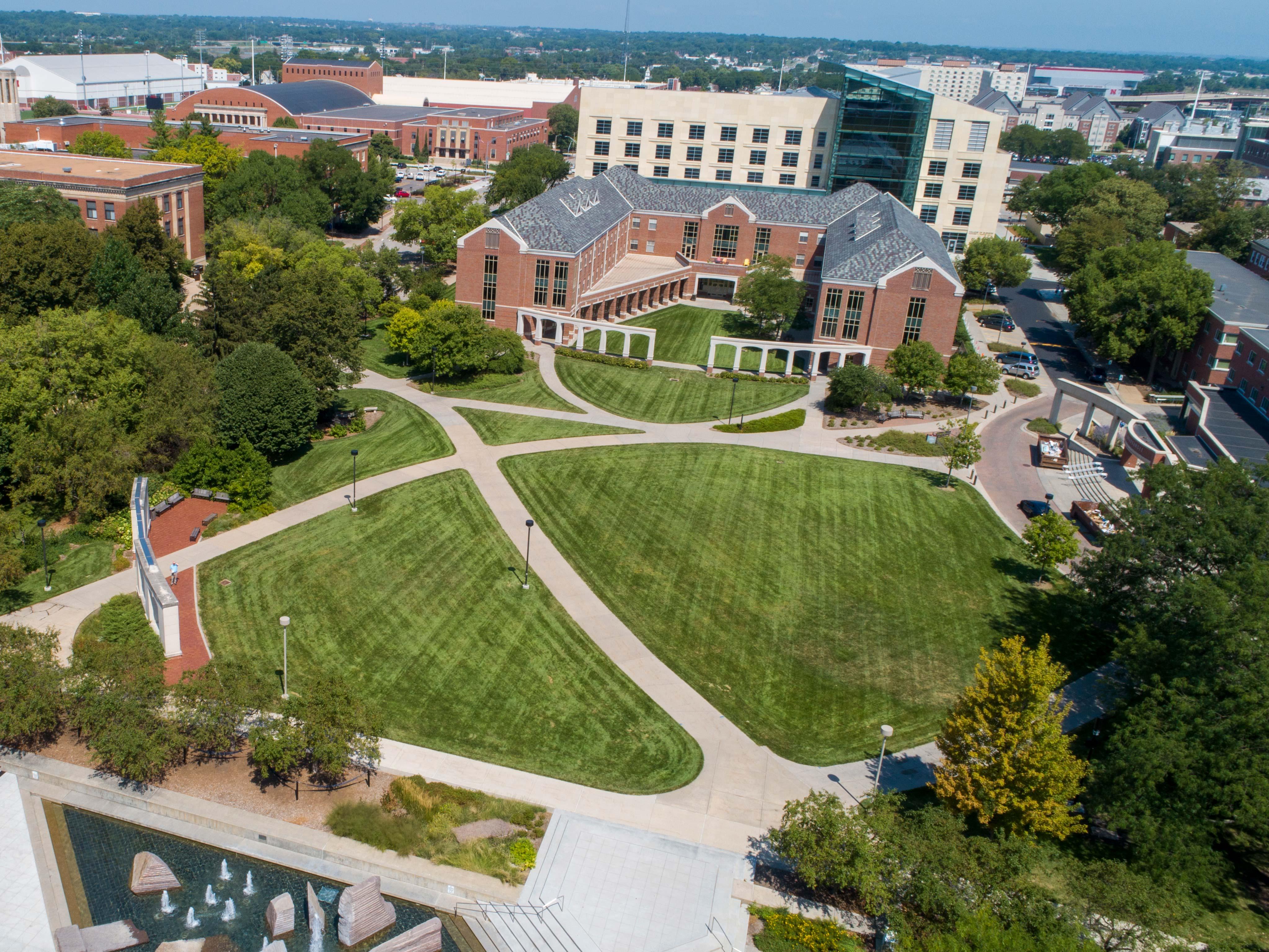 UNL campus