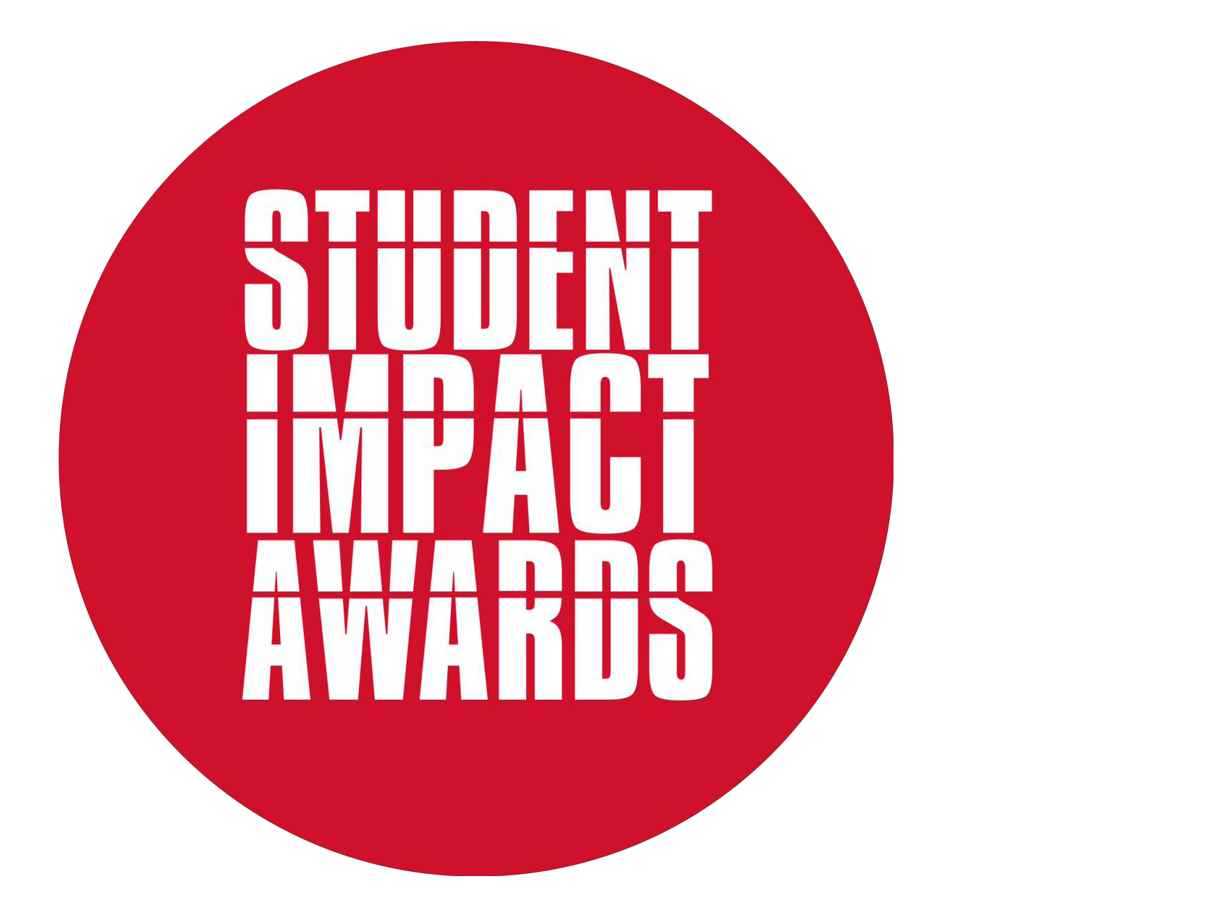 Stuent Impact Award winners for 2020-21 will announced at a ceremony on April 15.