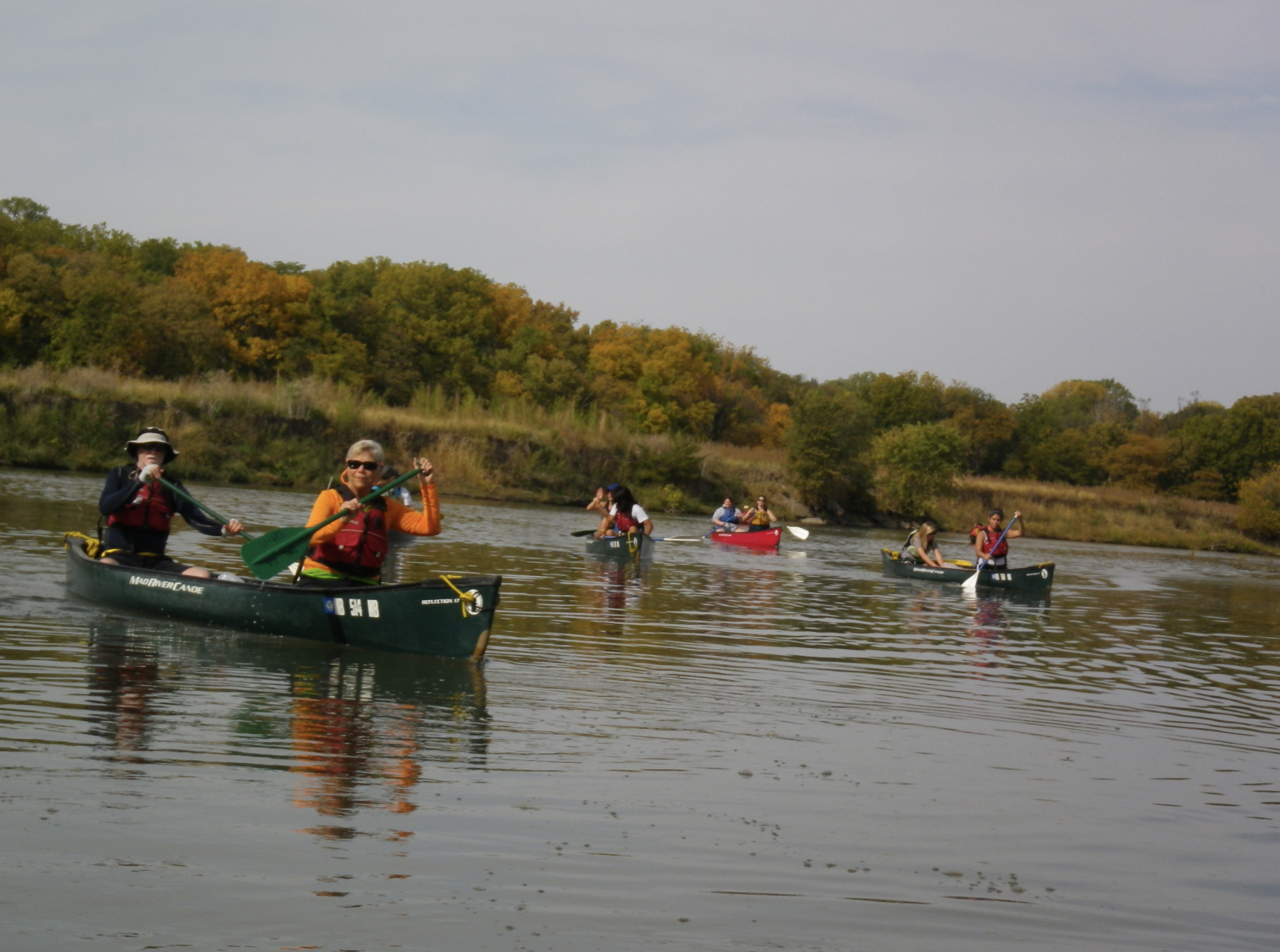 Outdoor Adventures is hosting a Lake Meet-Up on April 21 University of Nebraska-Lincoln students.