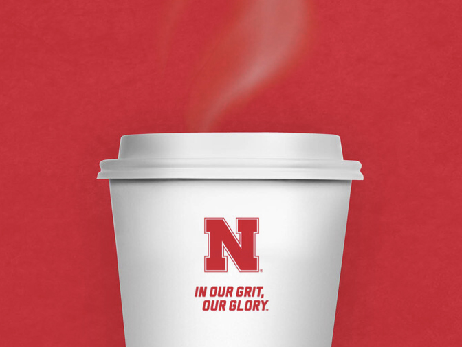 Husker students can enjoy free Starbucks drip coffee May 3-7, 2021 at two spots on campus.