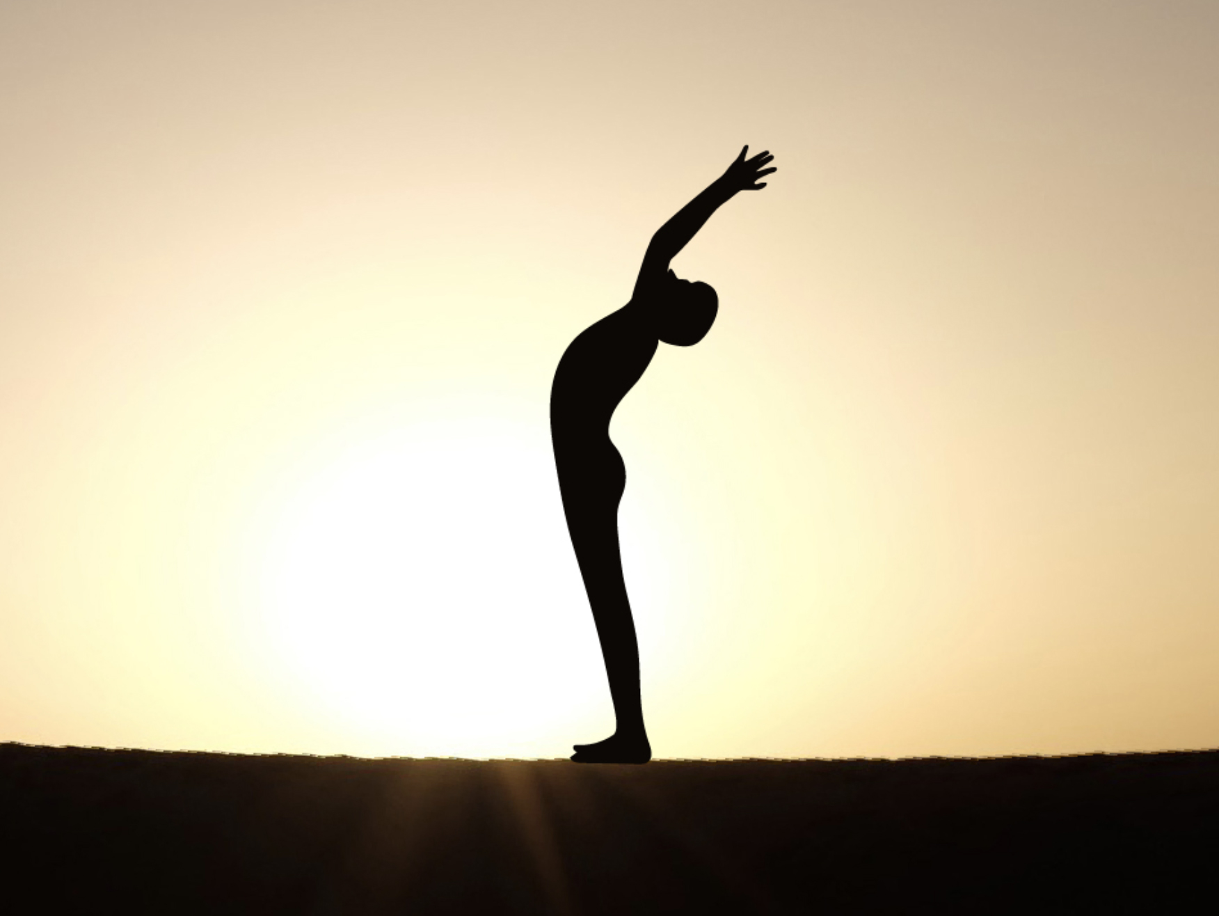 Sun Salutations in the Sand is May 5 at the Rec & Wellness Center.