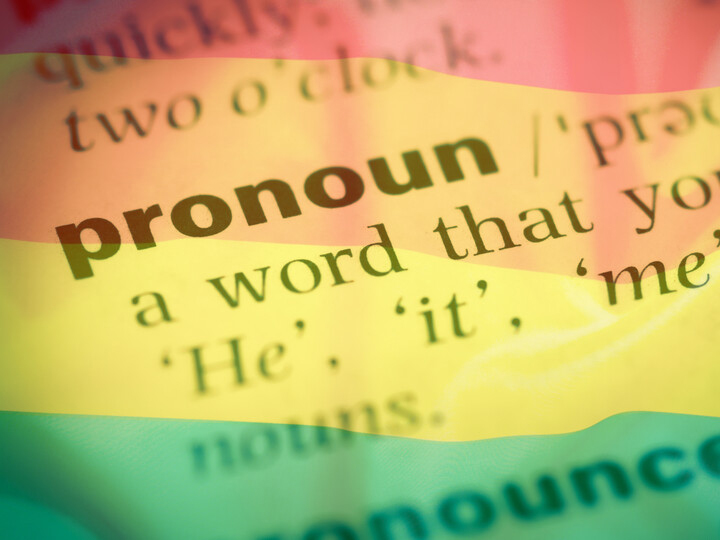 Pronouns definition
