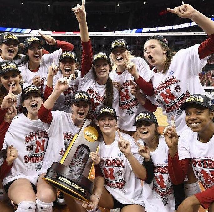 Volleyball national champions