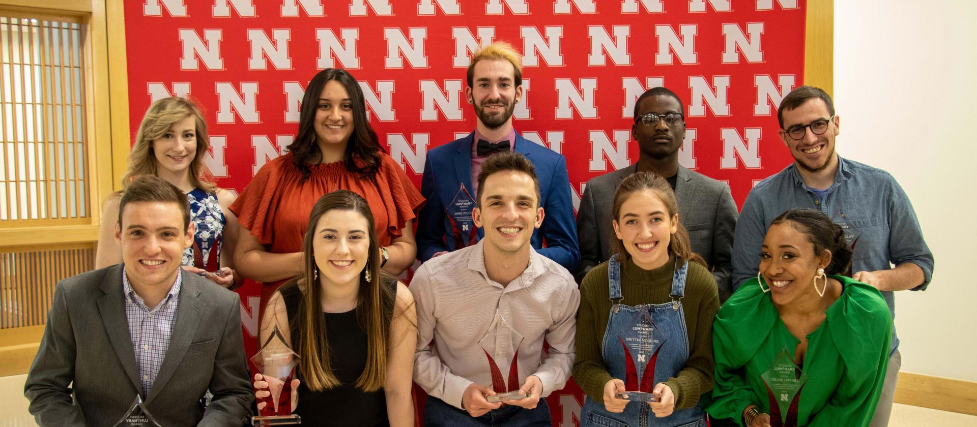 2020 Student Luminary Recipients