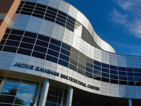 The Multicultural Center Hall of Fame awards are hosted by the Office of Academic Success and Intercultural Services. The 2019 ceremony is Oct. 4 in the Gaughan Multicultural Center.