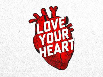 Love Your Heart events will be hosted Feb. 22-26, 2021 by the University Health Center and campus partners.