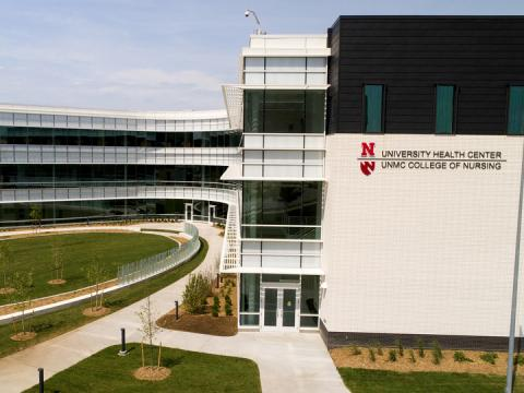 The University Health Center is the home to CAPS, Big Red Resilience and Well-being as well as medical-related services.