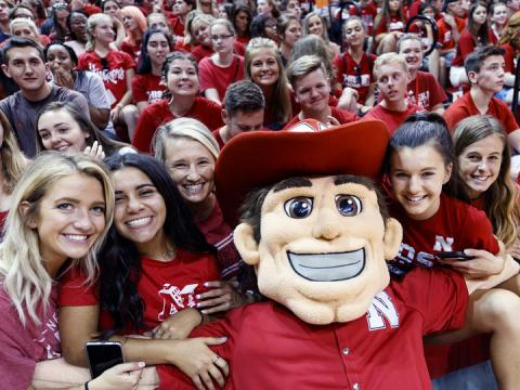 Nebraska's 2019 Big Red Welcome events open Aug. 21. The program has been expanded to better serve the needs of students.