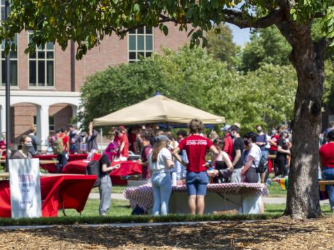 Club Fairs are happening August 25 & 26, 2021 at the University of Nebraska–Lincoln.