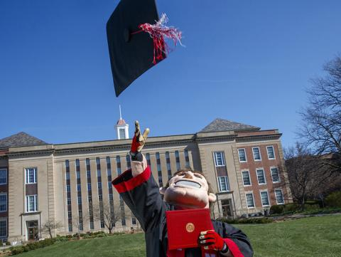 Students planning to complete their degree and graduate in May 2021 must apply for graduation in MyRED by Friday, Jan. 29, 2021.