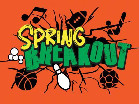 Spring Breakout will be be happening March 29, 2021 on the Nebraska Union outside plaza at the University of Nebraska-Lincoln.