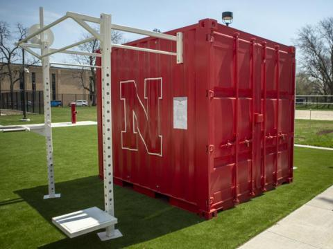 New Fit Box at University of Nebraska-Lincoln