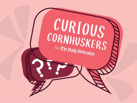 Curious Cornhuskers by the Daily Nebraskan [Art by Andrea Atkinson]