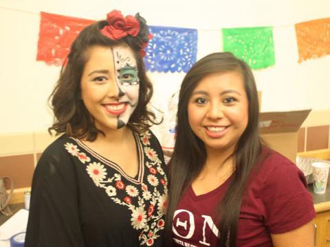 Dia de los Muertos celebration at University of Nebraska-Lincoln