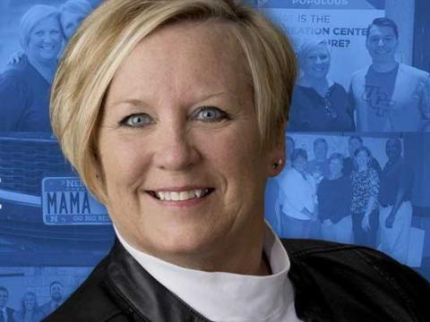 Vicki Highstreet, associate director for Campus Recreation at the University of Nebraska-Lincoln