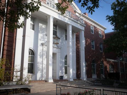 Neihardt Hall