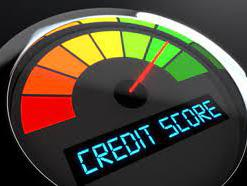 Credit score meter. Checking your credit score is one of the top actions you can take for your financial health in 2021.