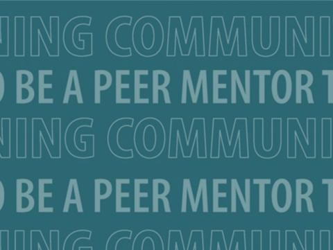 The application deadline for Learning Community Peer Mentors is February 12, 2021.