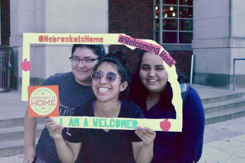 Students raise awareness for immigration policy reform through the Define American student organization