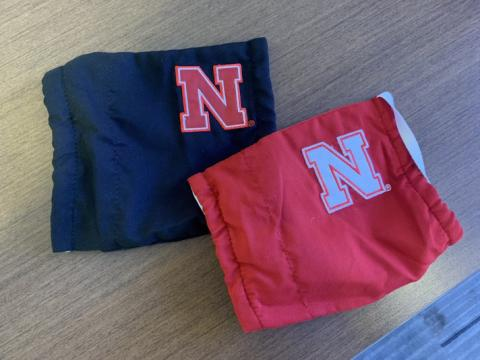 The University of Nebraska-Lincoln will be giving each student two face coverings when they return this fall to campus, in order to stop the spread of COVID-19.