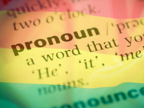 Pronouns definition